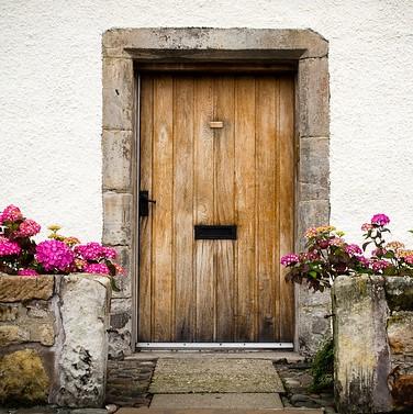 Hydrangrea Cottage by Scott Barron on Flickr